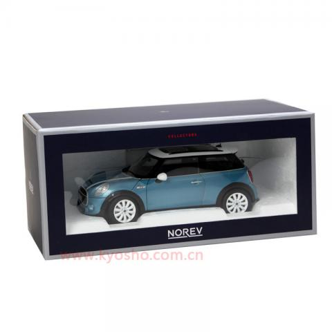 NOREV 1:18 MINI Cooper S 2015 Light Blue